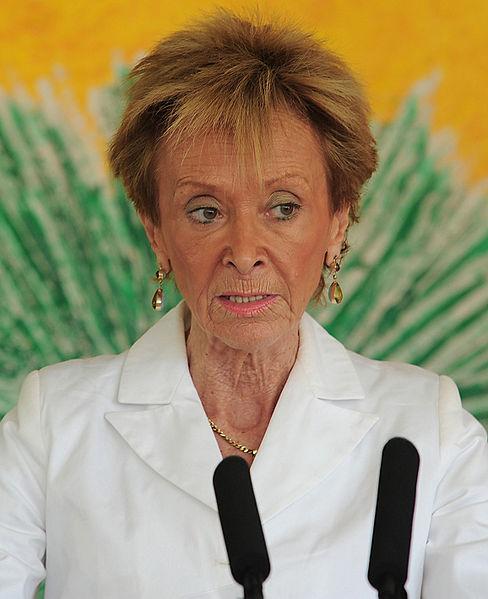 María Teresa Fernández de la Vega (Deputy Prime Minister)