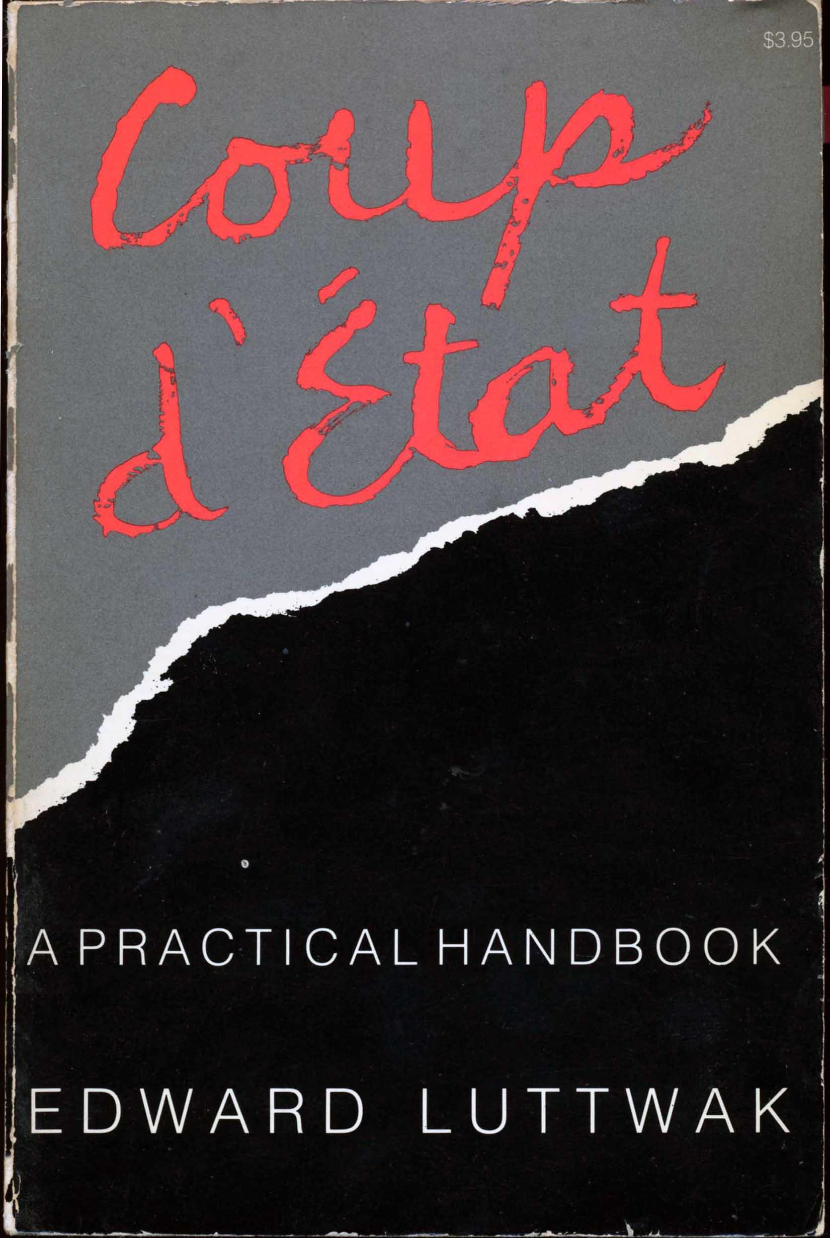 Coup d'État. A Practical  Handbook