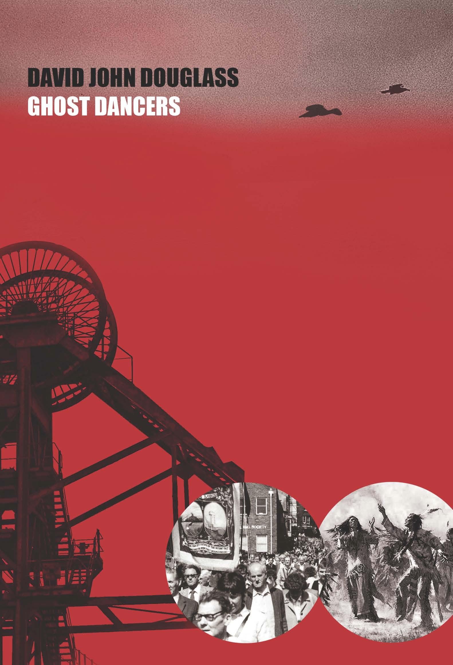 GHOST DANCERS — Dave Douglass
