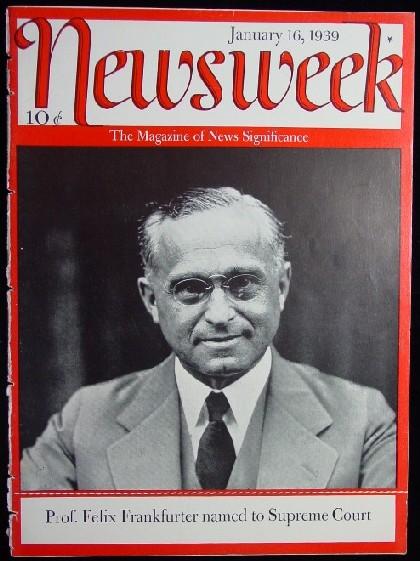 frankfurter1939newsweek