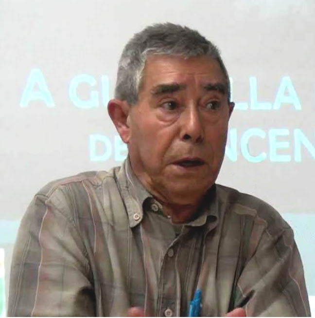 Francisco Martínez, 'Quico'.